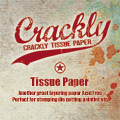 Crackly - Tissue Paper