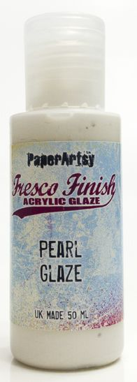 Fresco Finish - Pearl Glaze