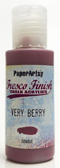 Fresco Finish - Very Berry {Discontinued}