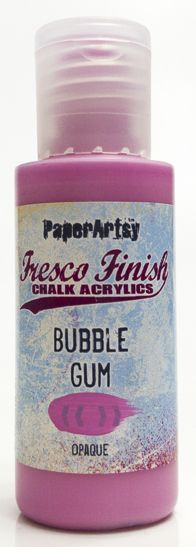 Fresco Finish - Bubble Gum