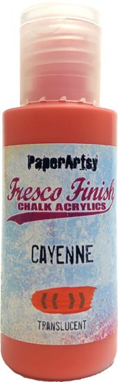 Fresco Finish - Cayenne