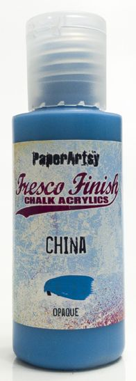 Fresco Finish - China