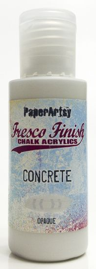 Fresco Finish - Concrete