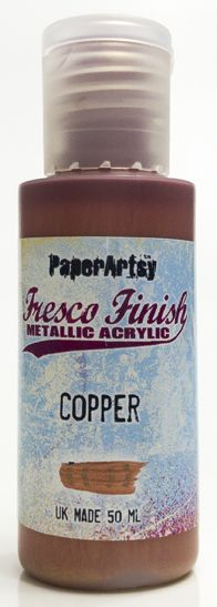 Fresco Finish - Copper