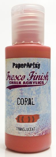 Fresco Finish - Coral