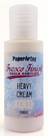 Fresco Finish - Heavy Cream {Seth Apter}