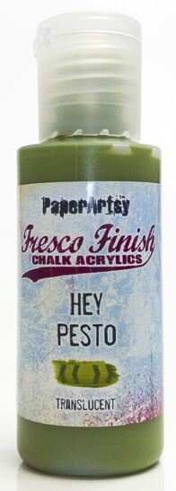 Fresco Finish - Hey Pesto