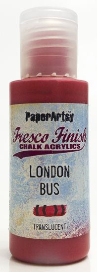 Fresco Finish - London Bus
