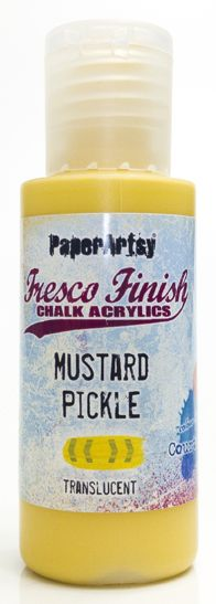 Fresco Finish - Mustard Pickle