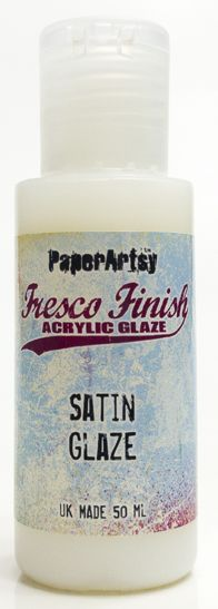 Fresco Finish - Satin Glaze