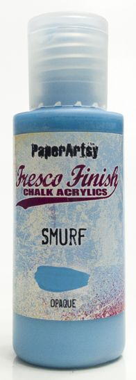 Fresco Finish - Smurf