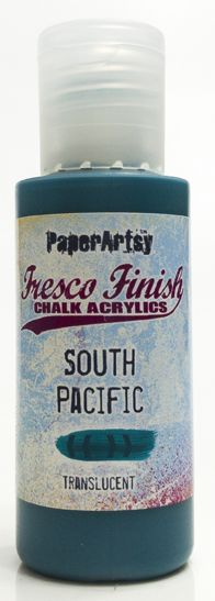 Fresco Finish - South Pacific