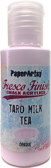 Fresco Finish - Taro Milk Tea