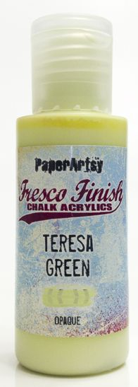 Fresco Finish - Teresa Green