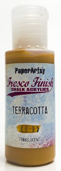 Fresco Finish - Terracotta {Seth Apter}